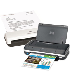 HP OfficeJet H470b y HP ScanJet 1000